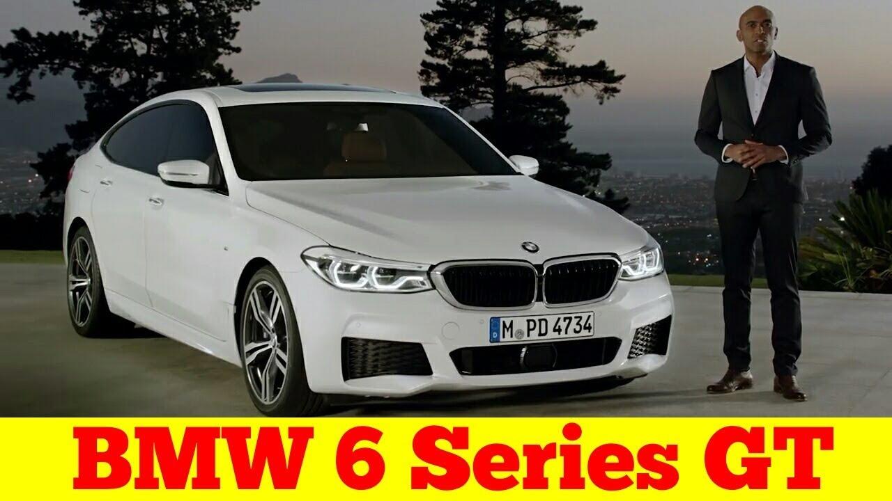 new bmw 6 series gt features interior exterior design [ 1280 x 720 Pixel ]