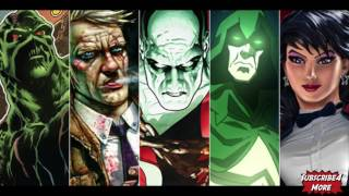 Upcoming DC Animated Films In 2017