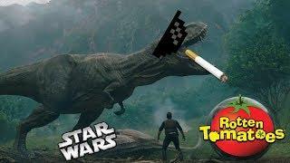 JURASSIC WORLD DUNKS ON SJW STAR WARS