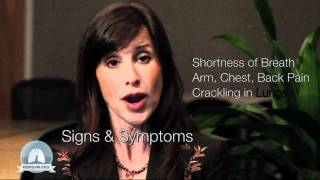 Signs & Symptoms of Mesothelioma | The Mesothelioma Center