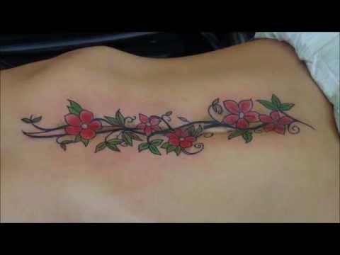 Tattoo Over Litteken Gabriel Piercings Works