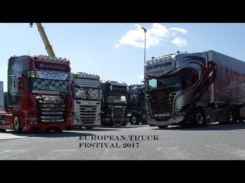 EUROPEAN TRUCK FESTIVAL 2017