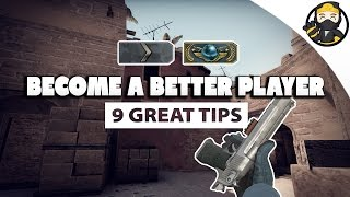 CS:GO - Becoming A Better Player (Get Out Of Silver)