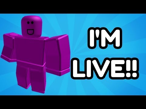 *ROBLOX IS BROKEN* *UPDATE* ROBLOX ASSASSIN + MM2 LIVESTREAM!!