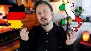 Germany vs Italy 🇮🇹🇩🇪 A Comparison Of The German And Italian Culture | Get Germanized