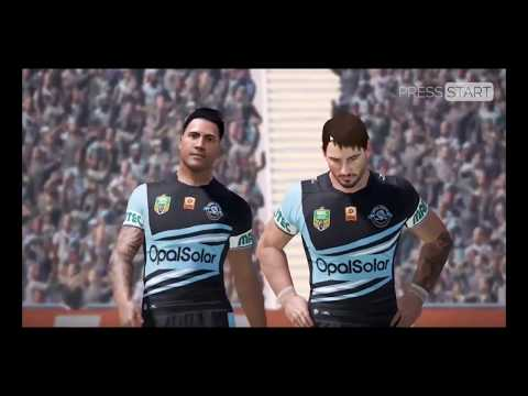 Rugby League Live 4 – Storm vs Sharks Game Play Discussion + Analysis