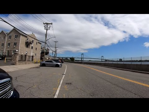 ⁴ᴷ⁶⁰ Walking the Bronx, NYC : Westchester Square to Throgs Neck via East Tremont Avenue