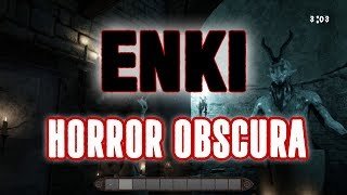 ENKI - Play and Impressions on Horror Obscura