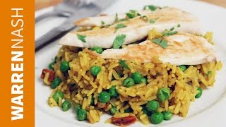 Spanish Rice Recipe - Easy Way To Jazz Up Rice - Recipes From Fitbrits.com