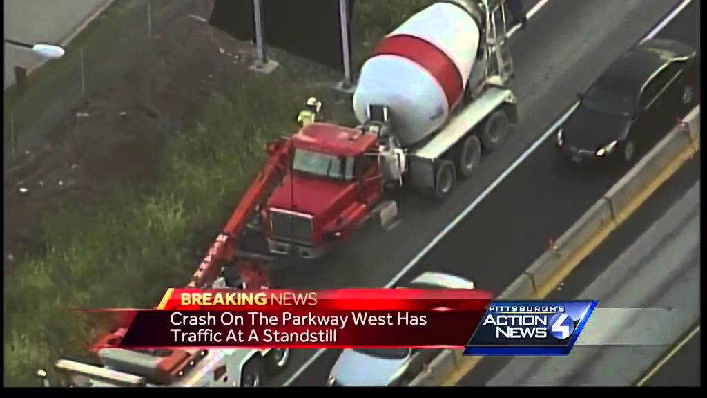 Parkway West crash impacts traffic all over Pittsburgh
