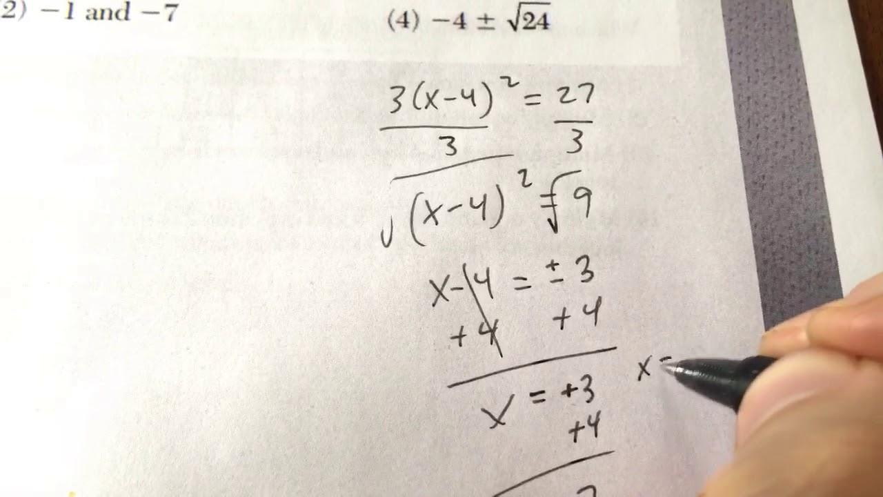 January 2018 - Algebra 1 Common Core Regents Exam #11-19