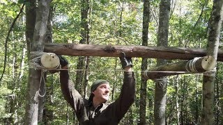 How One Person Can Build A Tree Platform thumbnail