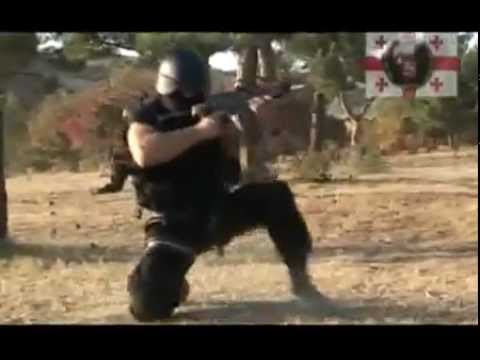 القوات الخاصة الجورجية,,ابداع في التدريب