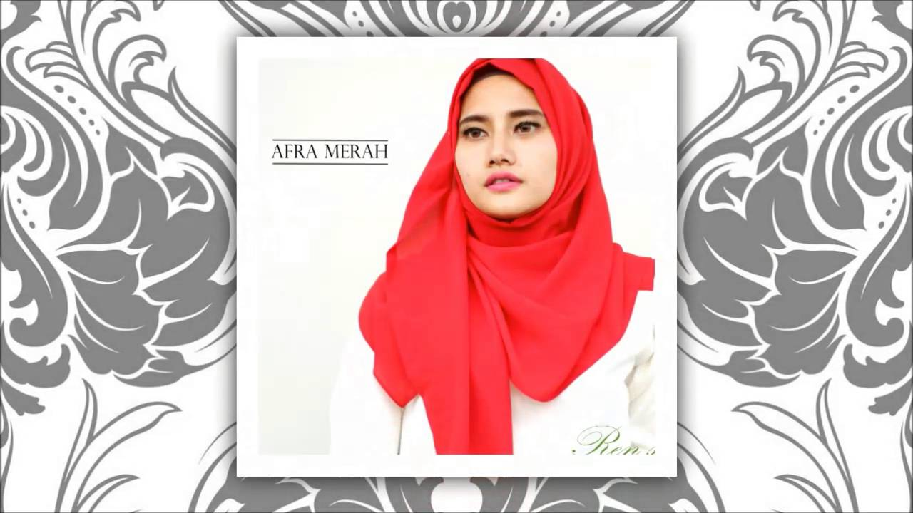 085815552901 Tutorial Hijab Pashmina Simple Modern Tutorial