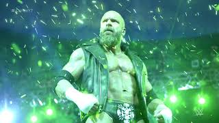 """Triple H 22th WWE Theme Song - """"The Game (Extended Version)"""" with Wrestlemania Arena Effects"""