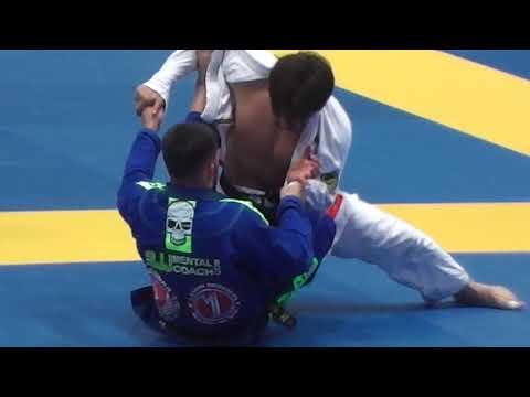Michael Langhi Vs Masahiro Iwasaki Final do Europeu Jiu Jitsu 2018