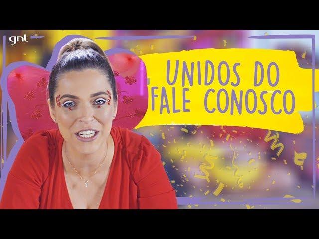 Fale Conosco de Carnaval: o melhor da zueira carnavalesca com Júlia Rabello. | #112 | Fale Conosco