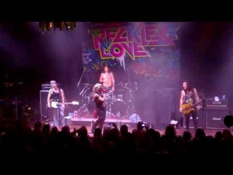 Reckless Love - Keep it up all night @Radio rock risteily XVII