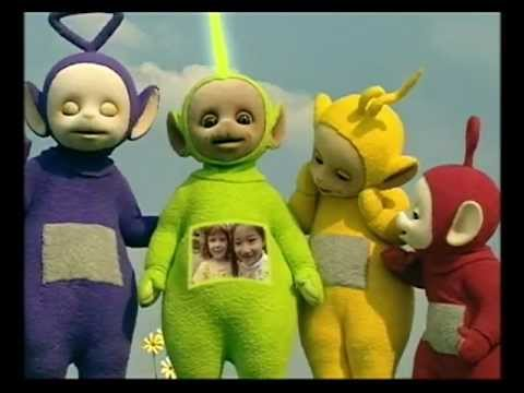 Teletūbiji latviski - Teletubbies Uh Oh Messes and Muddles latvian