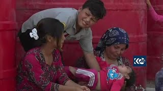 Курды перед выбором: спасать детей или охранять боевиков ИГИЛ…