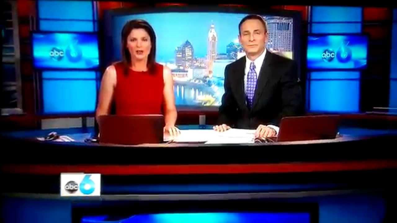 WSYX: ABC 6 News: weather/ anchor banter (2015) - YouTube