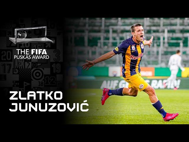 Zlatko Junuzovic Goal | FIFA Puskas Award 2020 Nominee