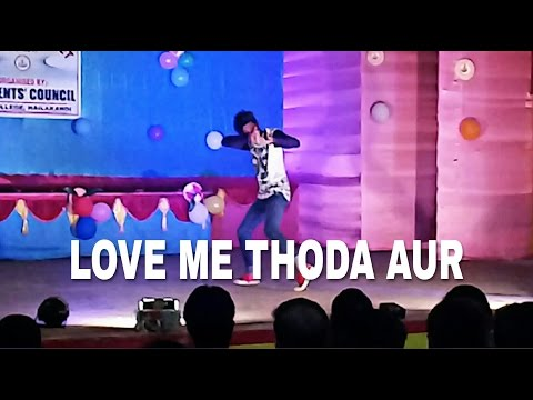 LOVE ME THODA AUR | YAARIYAN | DANCE | KIRON |
