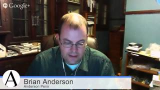 Anderson Pens Podcast Episode #123