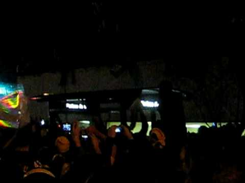 Bus Shelter Destruction in Oakland after Superbowl