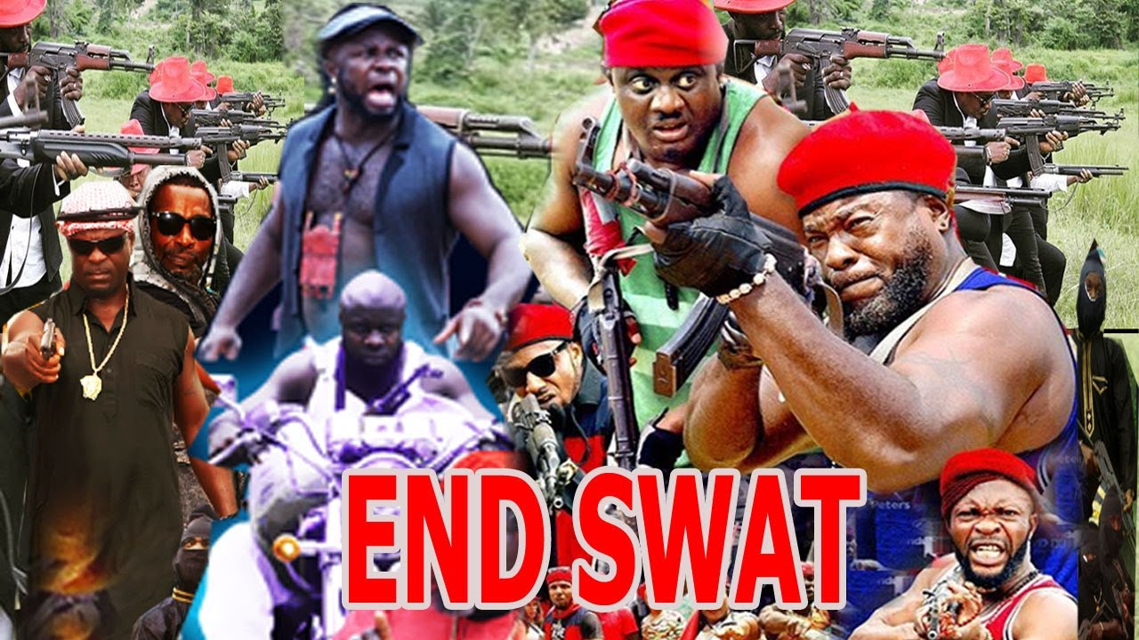 Download END SWAT SEASON -1- (HIT MOVIE) EMMANUEL EHUMADU 2020 LATEST NIGERIA ACTION MOVIE