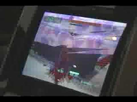 VIRTUAL-ON ORATORIO TANGRAM: Angelan vs Raiden 06