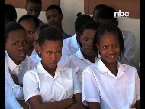 Namibia Airports Company hands over a classroom to Tsai-Tsaib Combined School-NBC