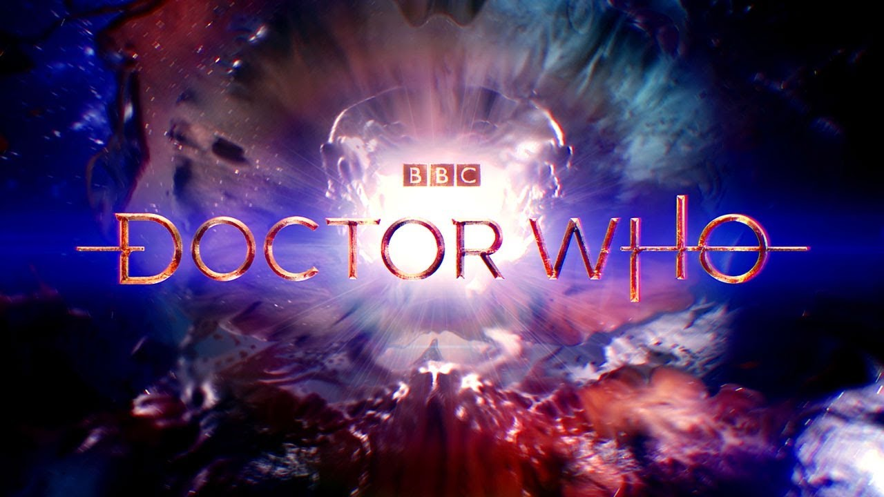 The New Doctor Who Title Sequence Doctor Who Series 11