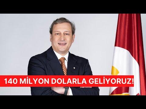 İLK KEZ AÇIKLADI | Galatasaray Başkan Adayı Burak Elmas'tan Dev Sponsorluk açıkl