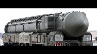 Atom Bombasından 2000 Kat Daha Güçlü Nükleer Füze
