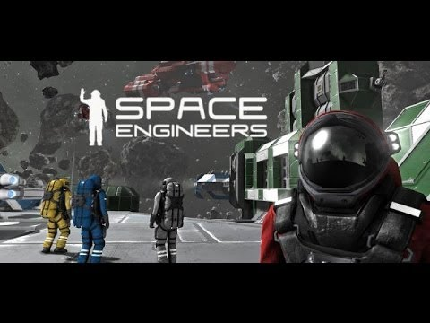 "Space Engineers ""My First Ships"""