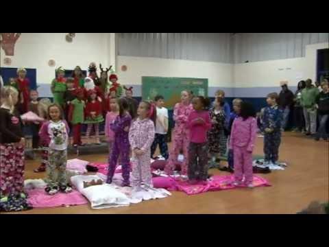 White Oak Elementary Presents Forty Winks til Christmas 2012