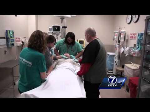 New protocol means all trauma patients will go to Nebraska Medicine