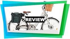 Review e-Ranger Cruiser floral electric bike [2018]