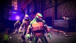 Teenage Mutant Ninja Turtles Depuis les Ombres test / avis PC - FR