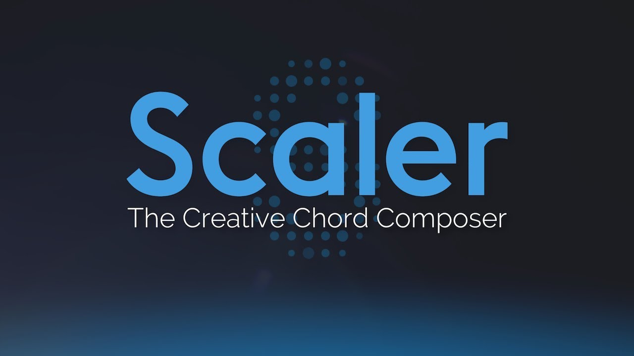 Scaler 1 2 Is A Plugin For Scale Detection And Chord