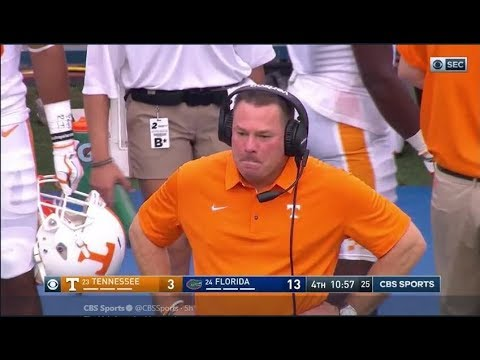 This Song Makes Every Scene Better (Florida Hail Mary Vs. Tennessee 2017)
