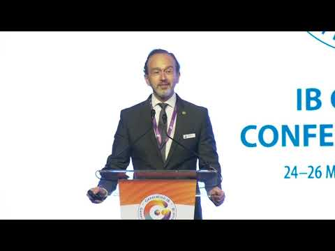 IB Global Conference Hong Kong 2019 - Day 1 plenary session
