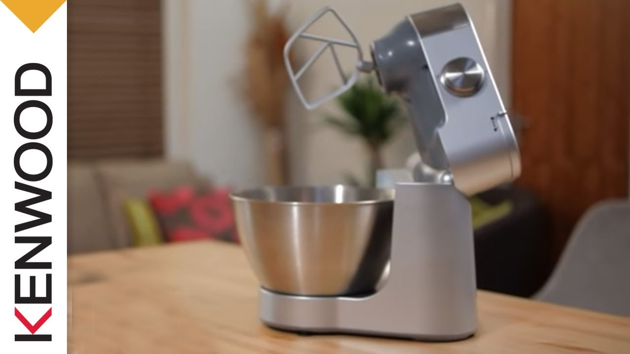 Kitchen Machine Jars Kenwood Prospero Product Demonstration Long Version