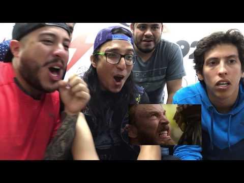 REACCIÓN Trailer 2 Avengers Infinity War (w/ Cholomena y Mateo Garrido Lecca) | Oscar Soto
