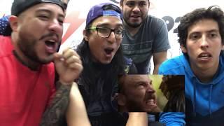 "REACC Г""N Trailer 2 Avengers  nfinity War w Cholomena y Mateo Garrido Lecca  Oscar Soto"
