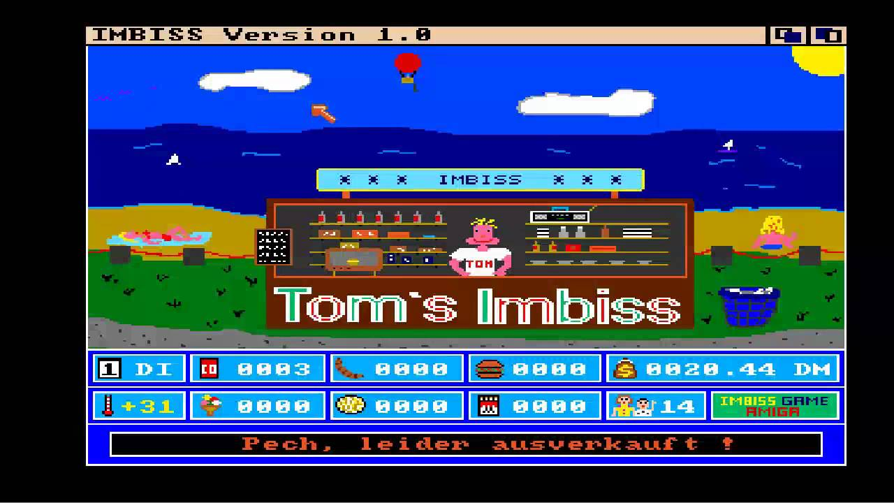 Imbiss Spiel