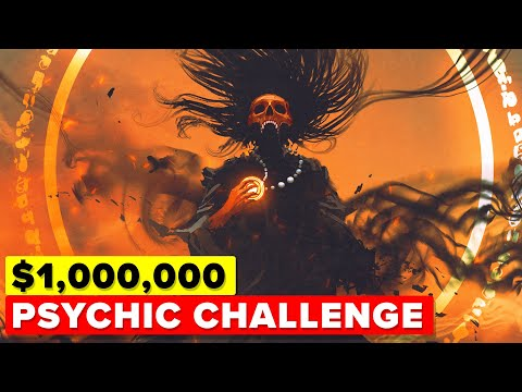 $1,000,000 Psychic Powers Challenge
