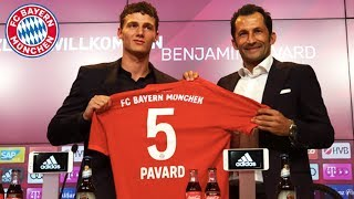 """It's an honour to play for FC Bayern"" 