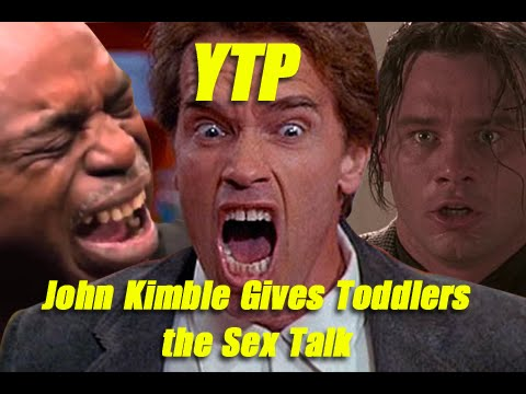 YTP   John Kimble Talks to Toddlers About Sex (Collab Entry)